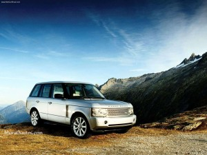 Land Rover Supercharged Range Rover