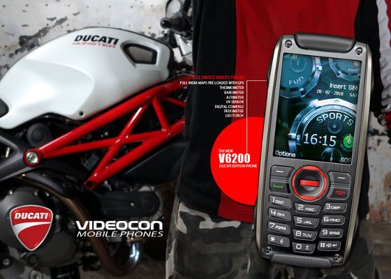 Videocon-Ducati-V6200