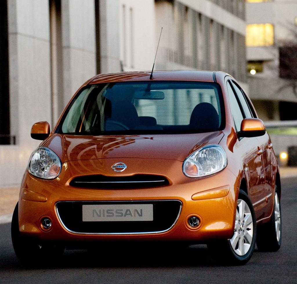 The Micra diesel comes in two