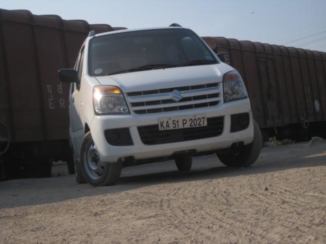 BA Wagon-R