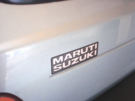 the country's largest carmaker by sales, Maruti Suzuki India has