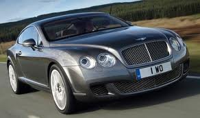 New 2011 Bentley Continental GT