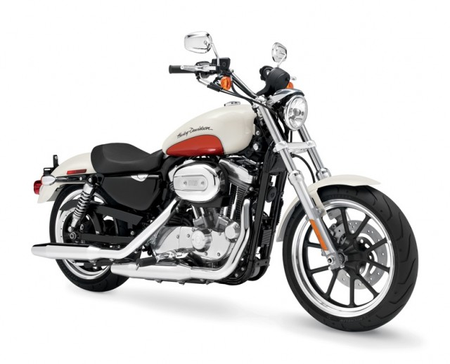 2011, Sportster, XL883L, SuperLow, angle front