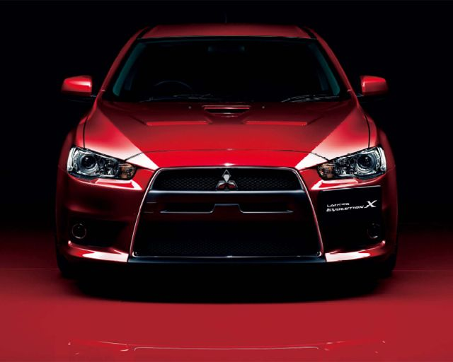 The Mitsubishi Lancer
