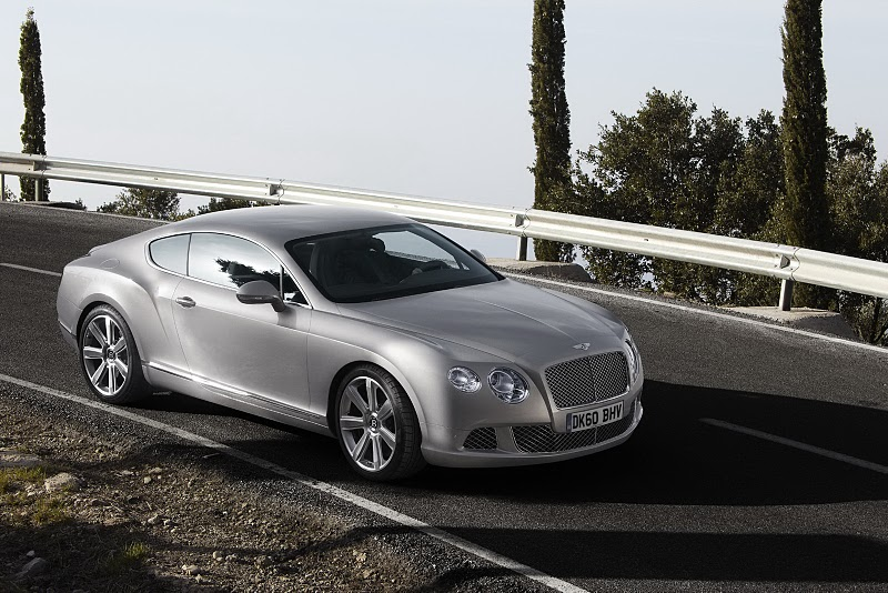 2012-Bentley-Continental-GT-Front-Side-Top-View