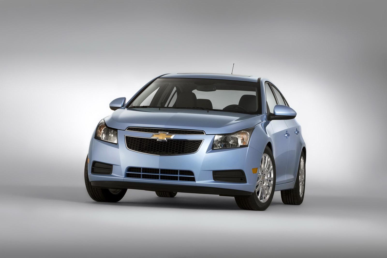 Chevrolet Cruze Eco 5