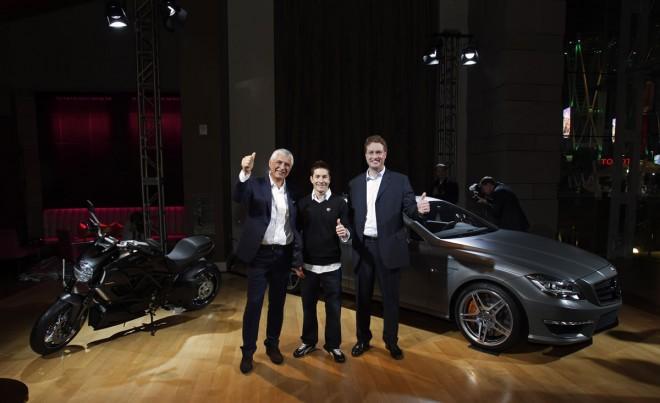 Mercedes-AMG-Ducati