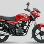 New Bajaj Discover FlameRed