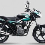 New Bajaj Discover Black Green