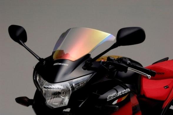 2011 Honda CBR250R Mugen Front