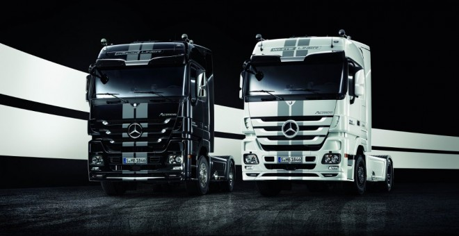 Daimler Launches BharatBenz