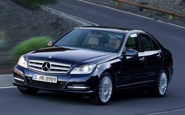 All mercedes benz c class models will feature hybrid for Mercedes benz all models