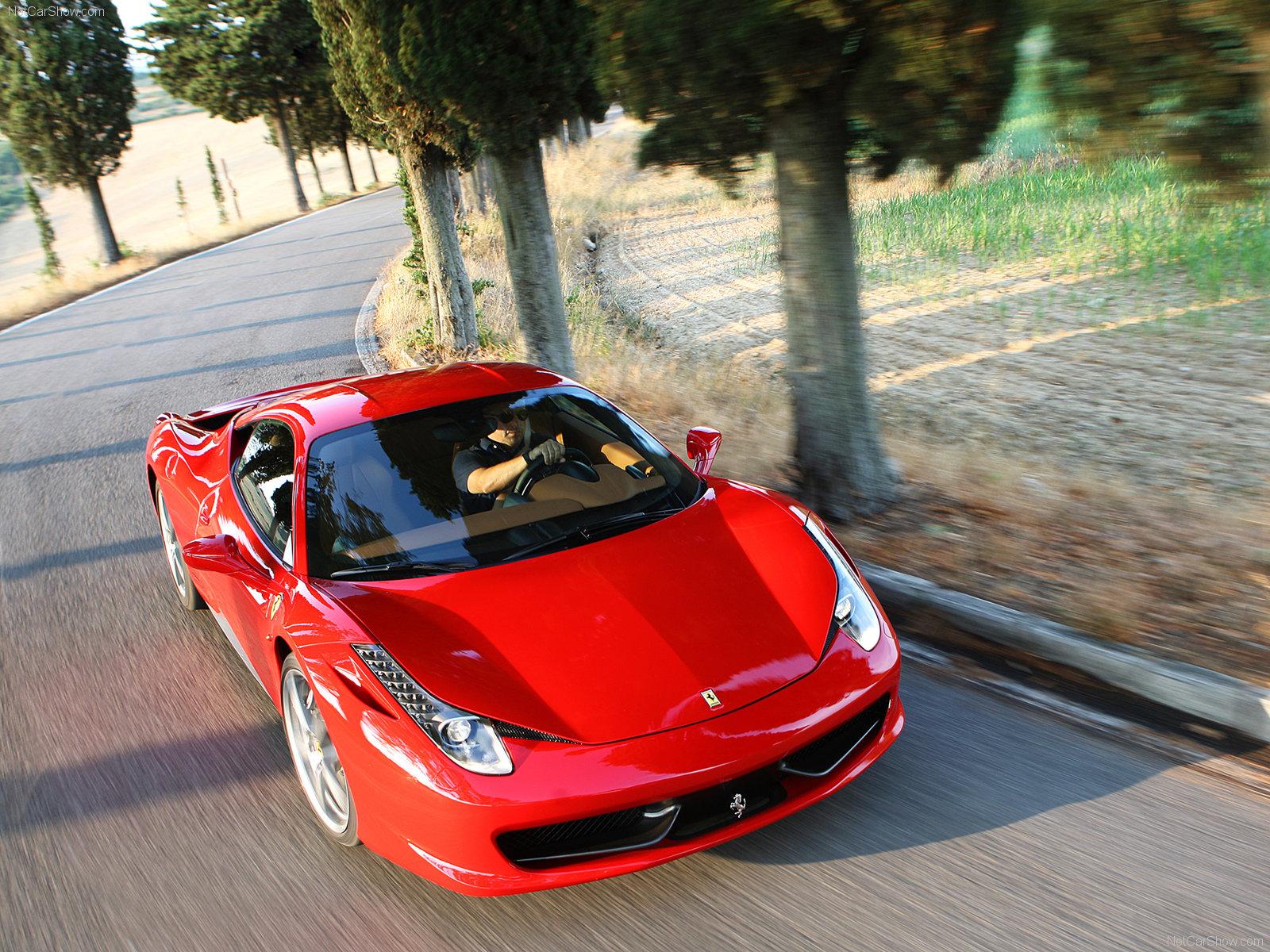 Ferrari 458 Italia 2011 1