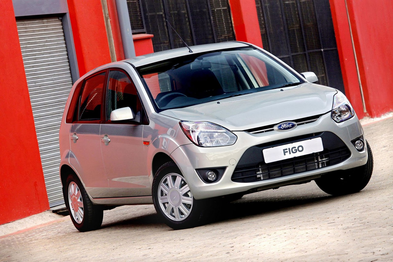 2011 ford figo 1 6 in the works
