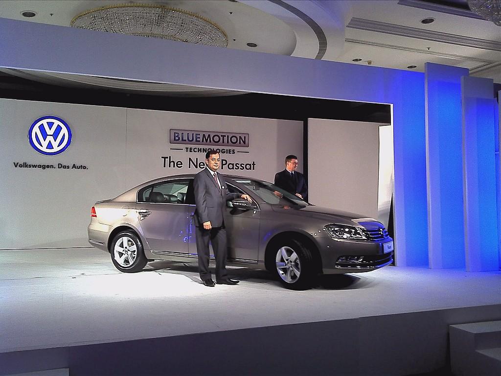New-VW-Passat-India