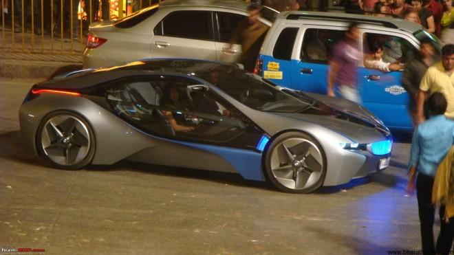 BMW Efficient Dynamics Concept