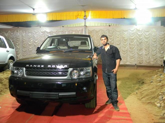 Me @ Mangalore Auto Expo 2011