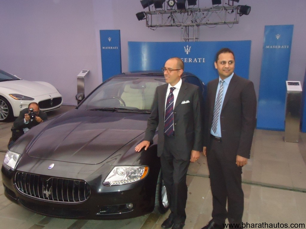 Maserati+cars+in+india