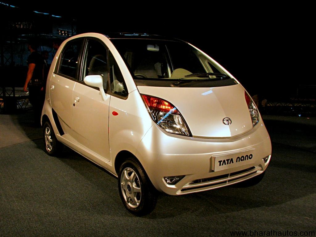 Tata Motors To Launch 5 Models By Mid 2012