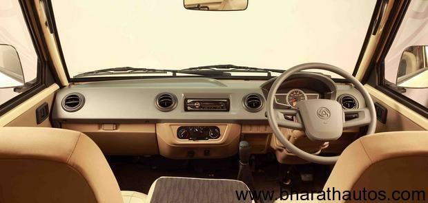 Ashok-Leyland-Dost-Interior