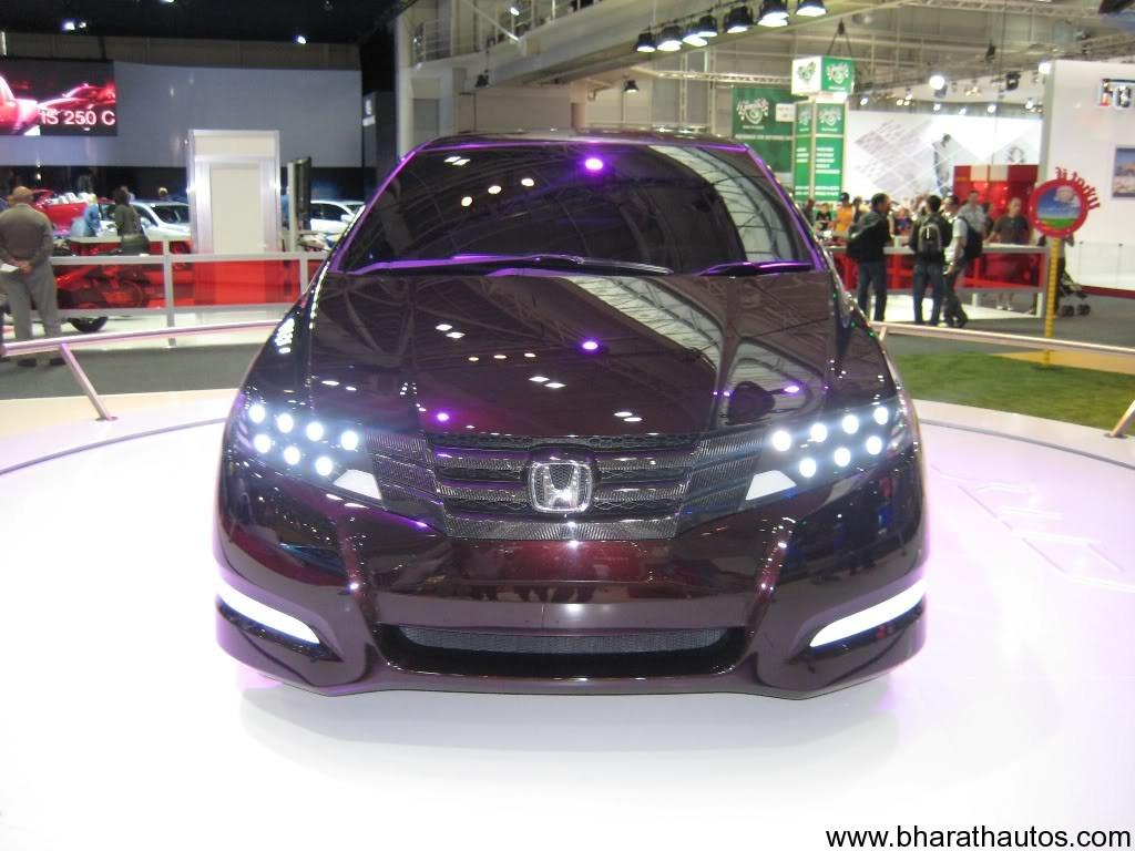 Honda City Concept - 002