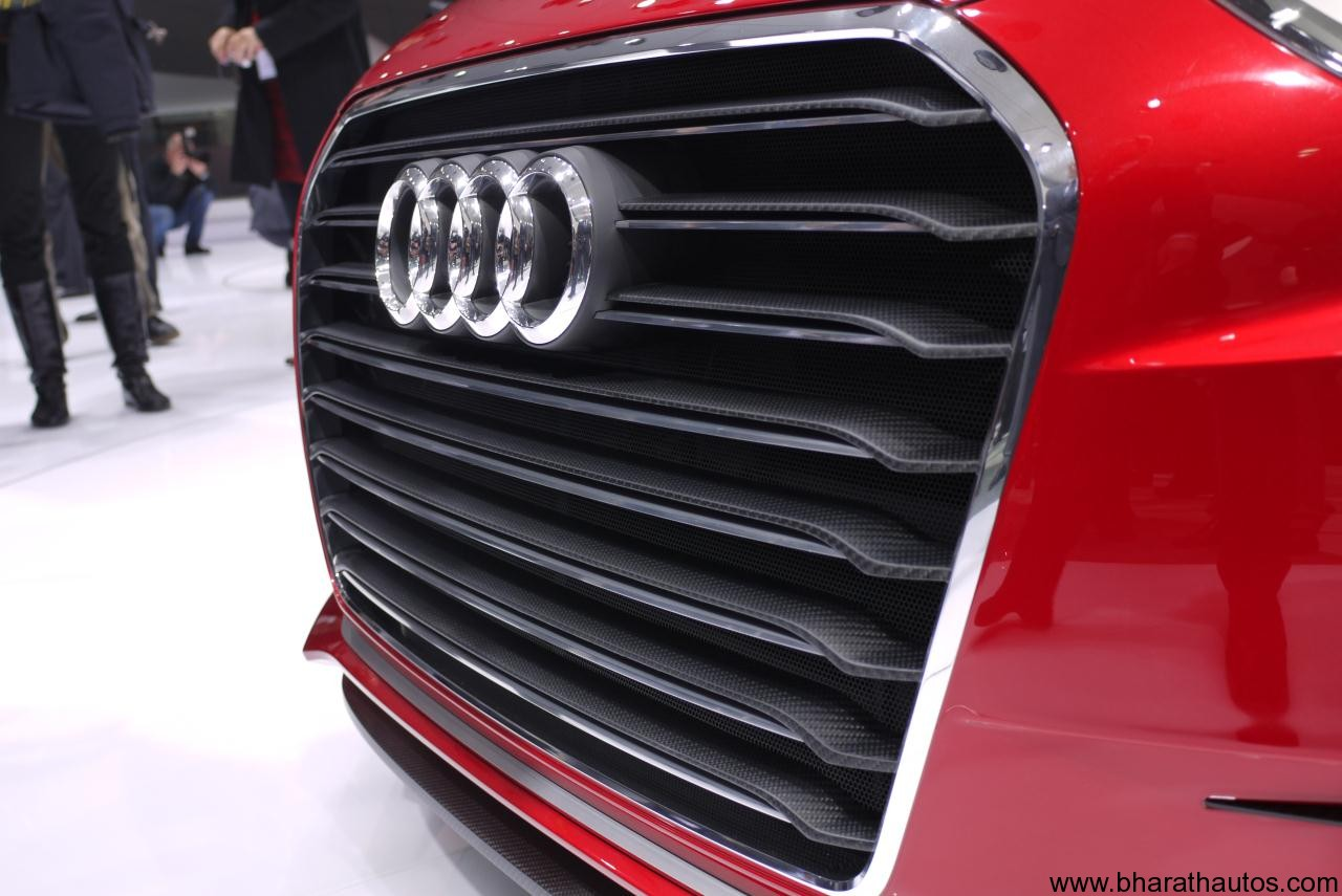 2011 Audi A3 @ Geneva Motor Show