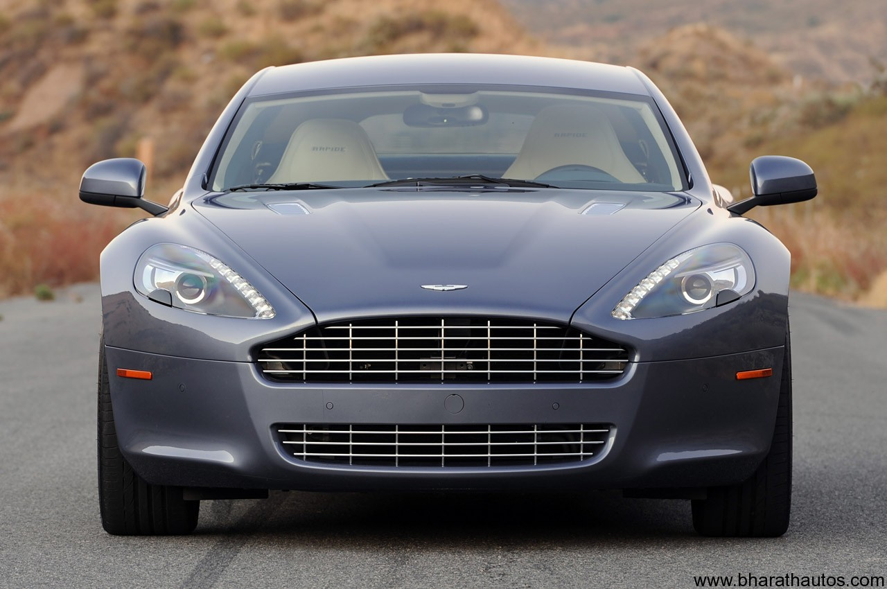 Aston Martin Rapide 4 Door Coupe - 001