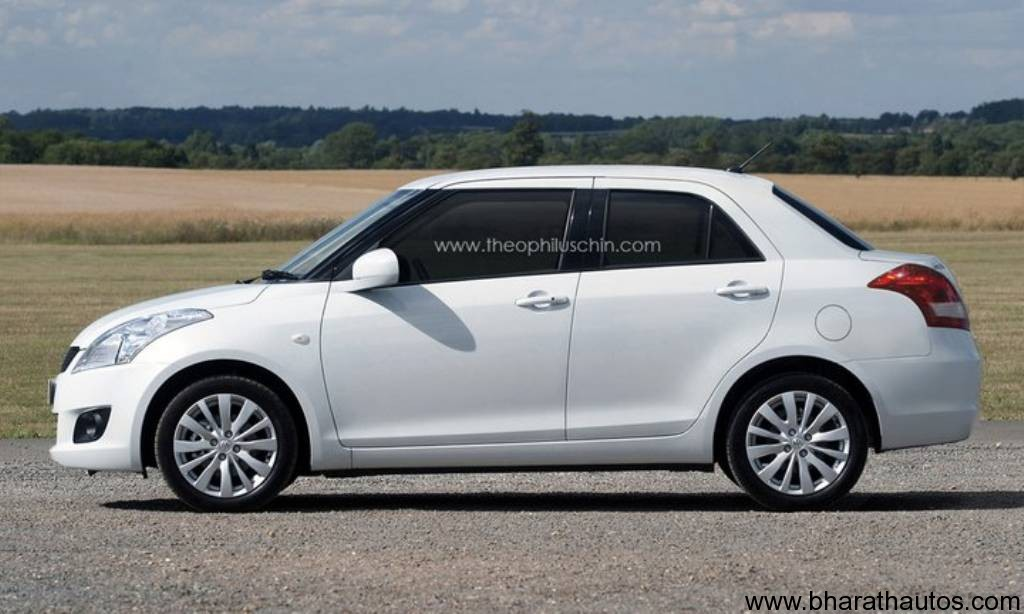 Maruti to launch Swift Dzire CS @ 2012 Indian Auto Expo