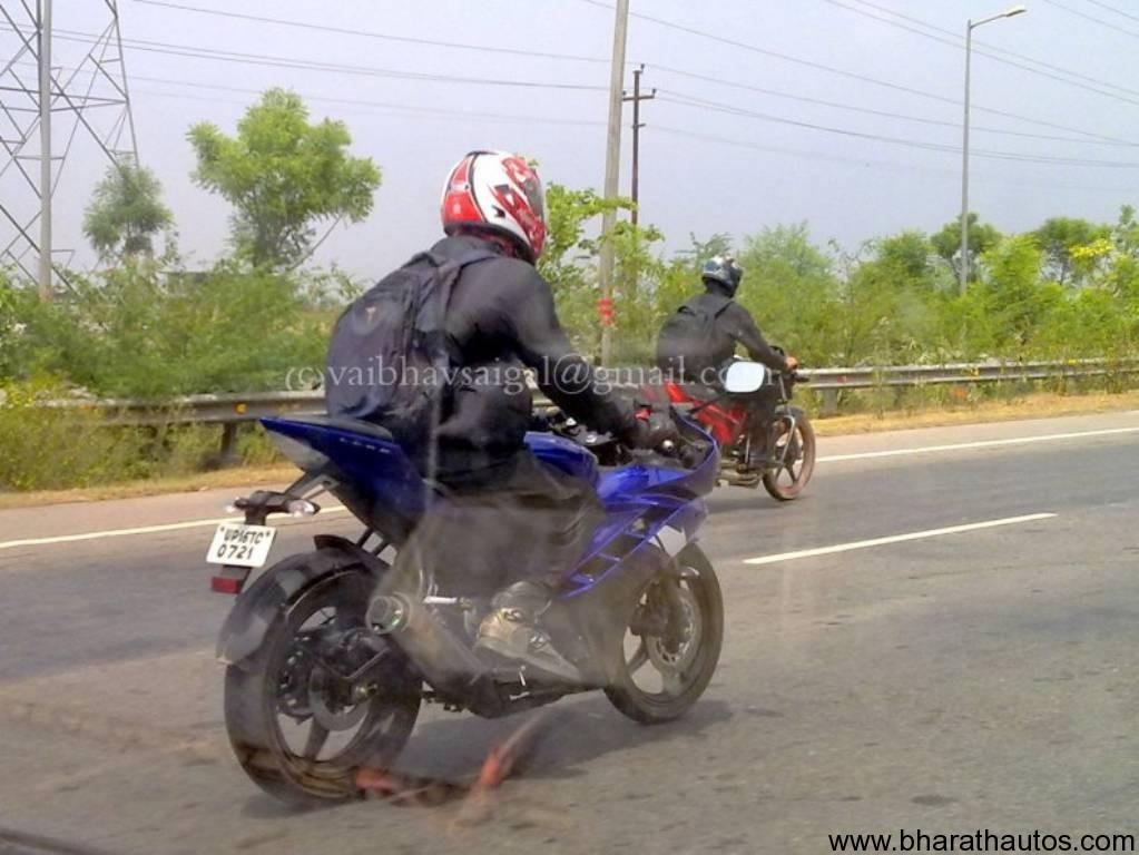 Yamaha R15 Price in India 2012 2012 Yamaha R15 001