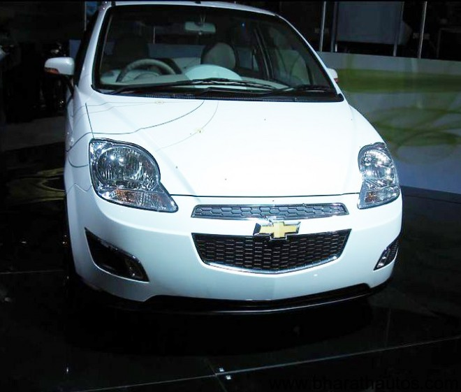 Chevrolet Spark Electric - Front