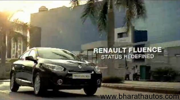 Renault-Fluence-India-ad