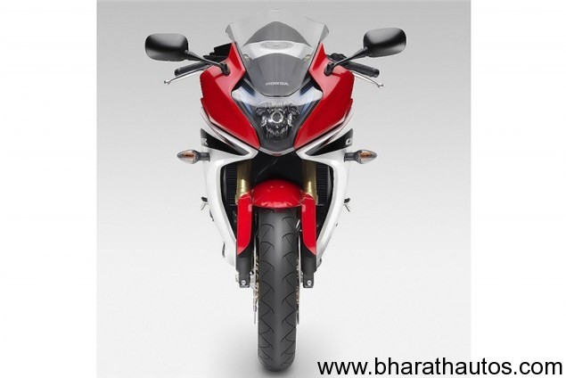 2011 Honda CBR600F - 001