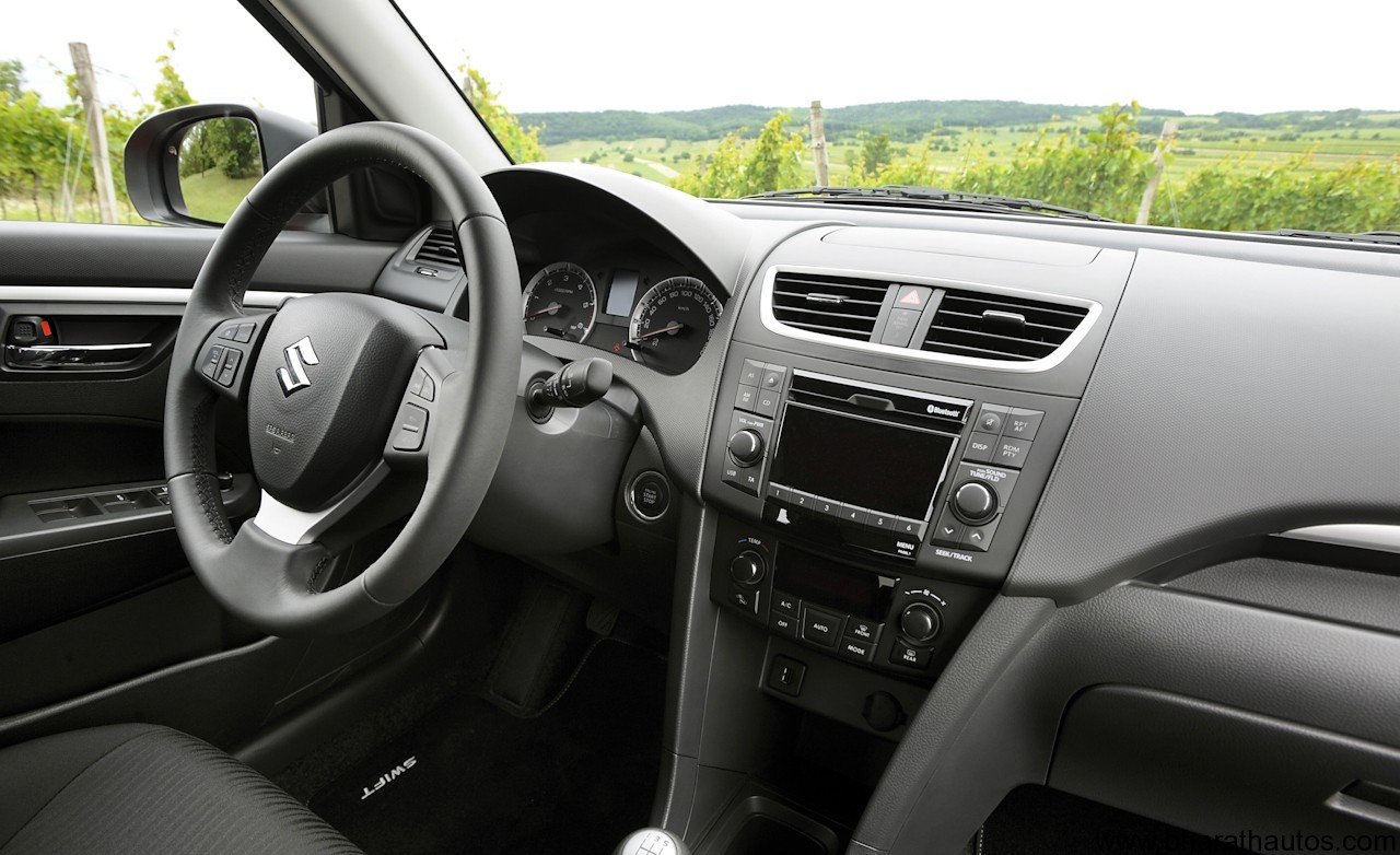 2011 maruti suzuki swift more details revealed. Black Bedroom Furniture Sets. Home Design Ideas