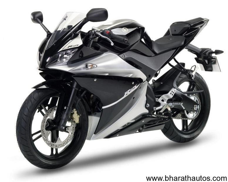 Yamaha India   s R15 or R125  Mystery solved Yamaha New Bike 2014 R15