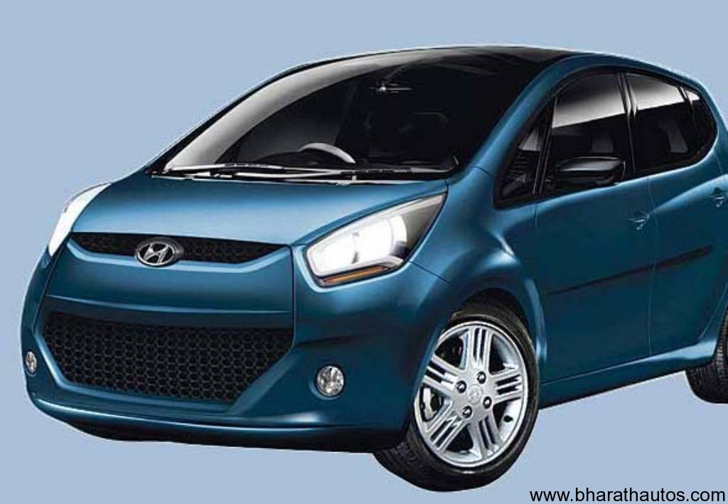 hyundai india strengthening up rural network for h800 small car. Black Bedroom Furniture Sets. Home Design Ideas
