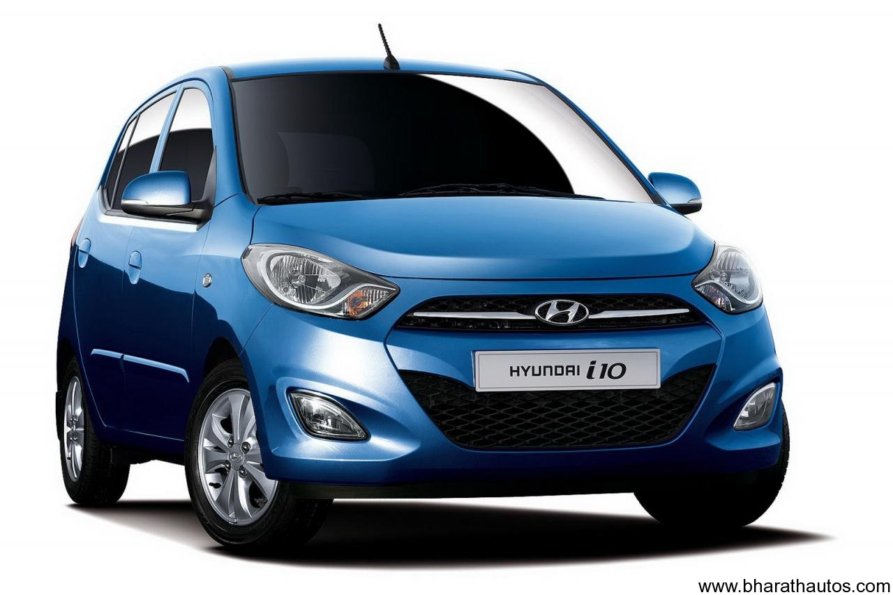 hyundai india set to launch i10 crdi soon. Black Bedroom Furniture Sets. Home Design Ideas
