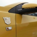 Transformers limited edition Cruze - Edition Side