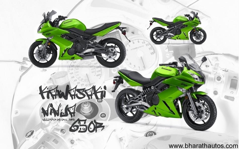 Ninja Mini Bike Bike in India Ninja 650r