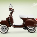 LML Star 200i (Brown)