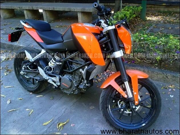 KTM Duke 200cc -side-full