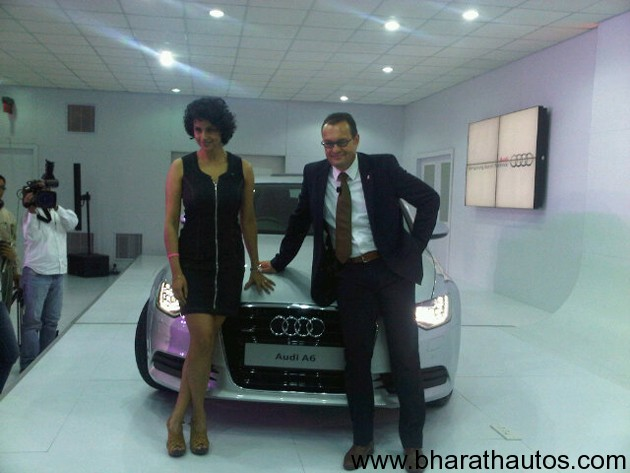 Audi-India-Launches-New-A6-in-Delhi