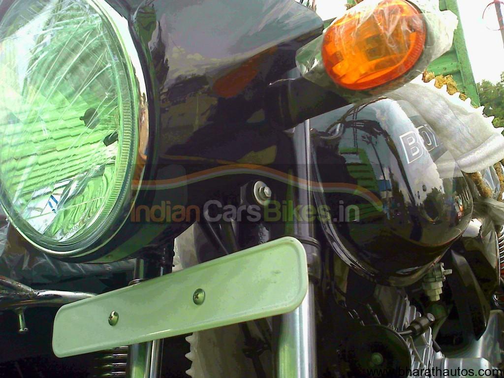 New Bajaj Boxer BM150 - 001