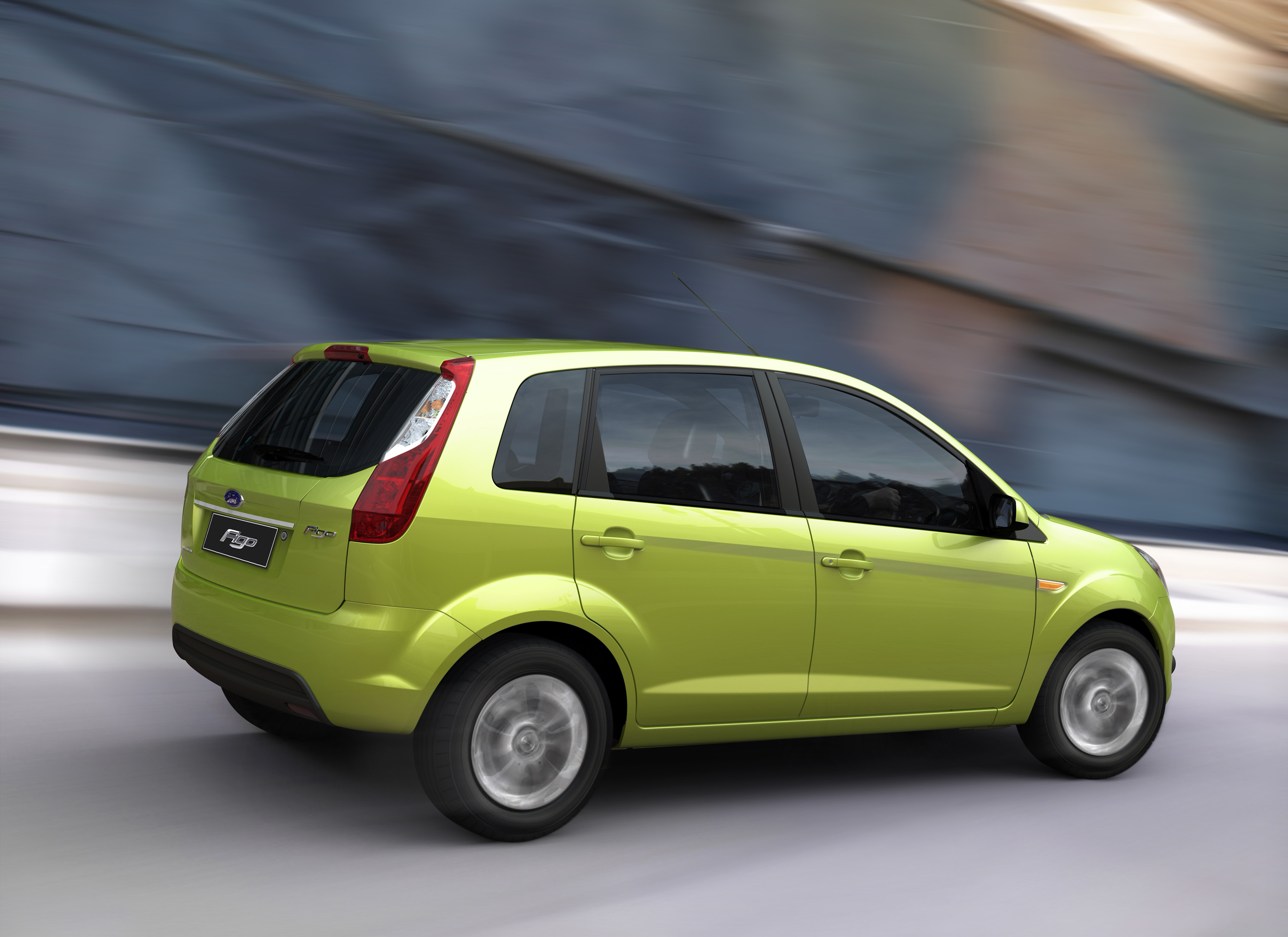 Ford india gears up to launch more small car in india