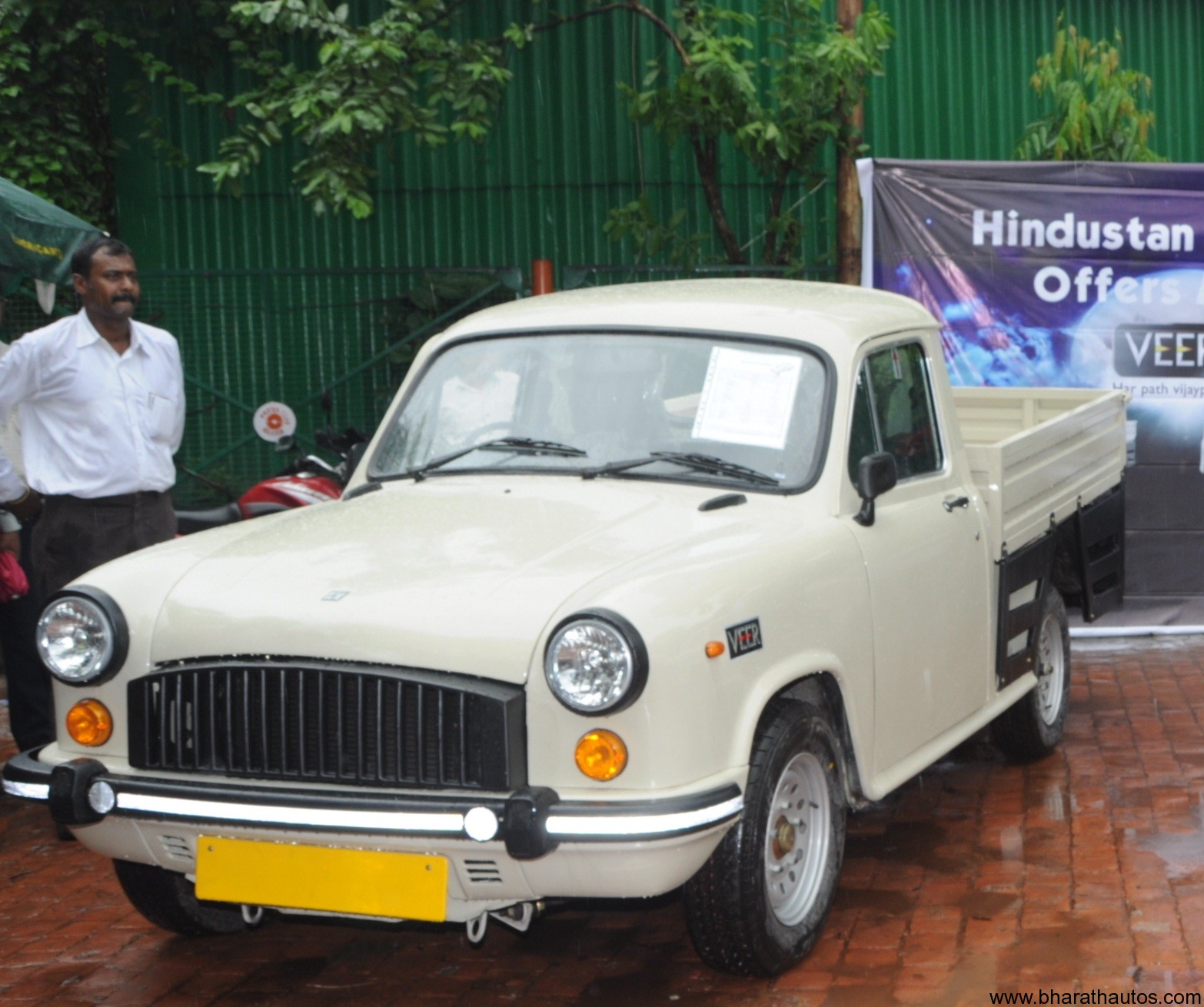 Hindustan Motors Launches Veer The Pickup At Rs 3 30 Lakh