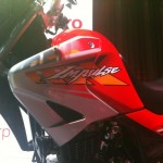 Hero MotoCorp150cc 'Impulse' Dirt Bike - 001