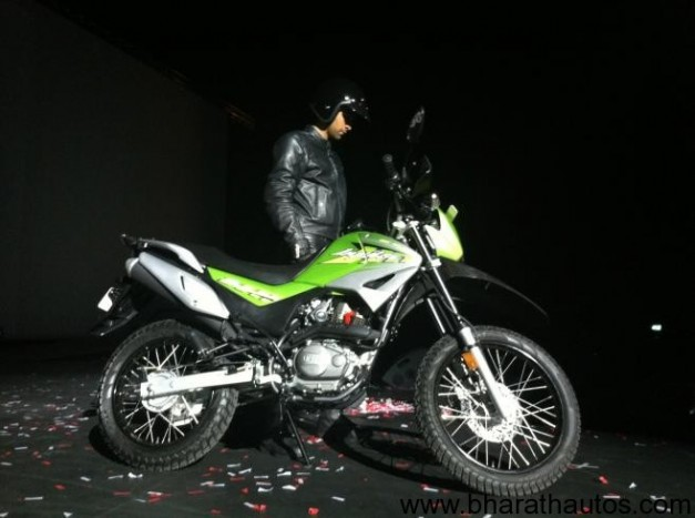 Hero MotoCorp150cc 'Impulse' Dirt Bike