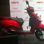 Hero MotoCorp 110 cc scooter 'Maestro' - 003