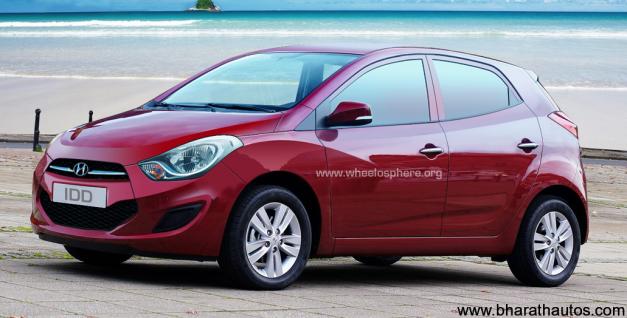 2012 Hyundai HA/H800 - FrontView
