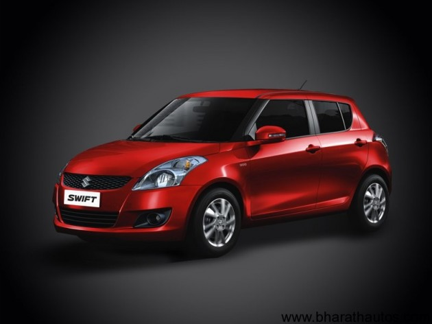 2011 Maruti-Swift