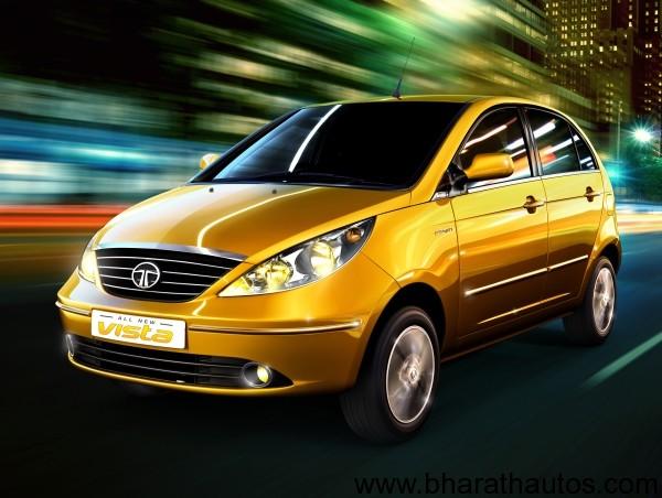 New Tata Indica Vista
